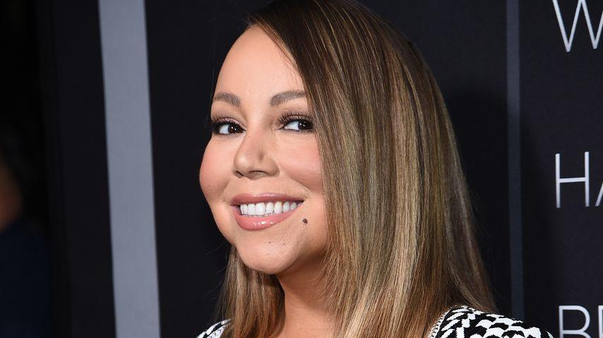 Mariah Carey 2020 in New York