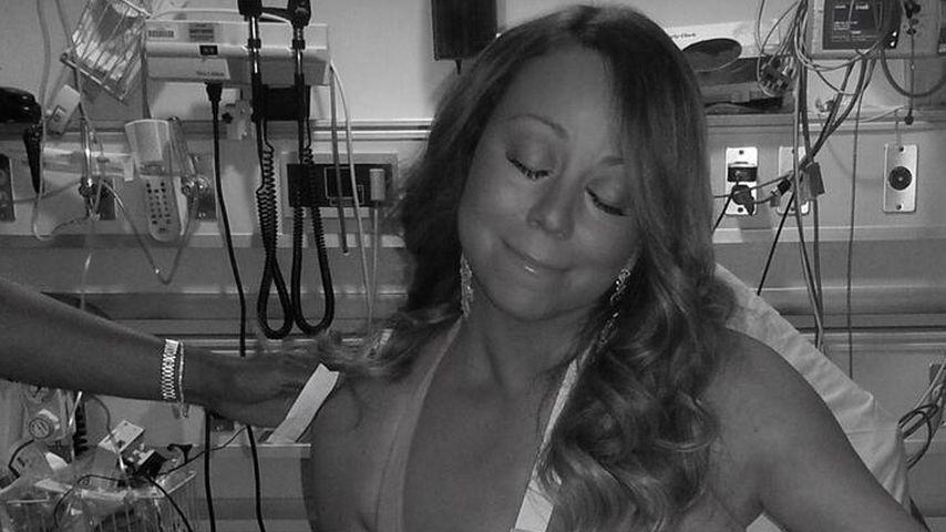 Nach Unfall: Mariah Carey kann sich kaum bewegen!