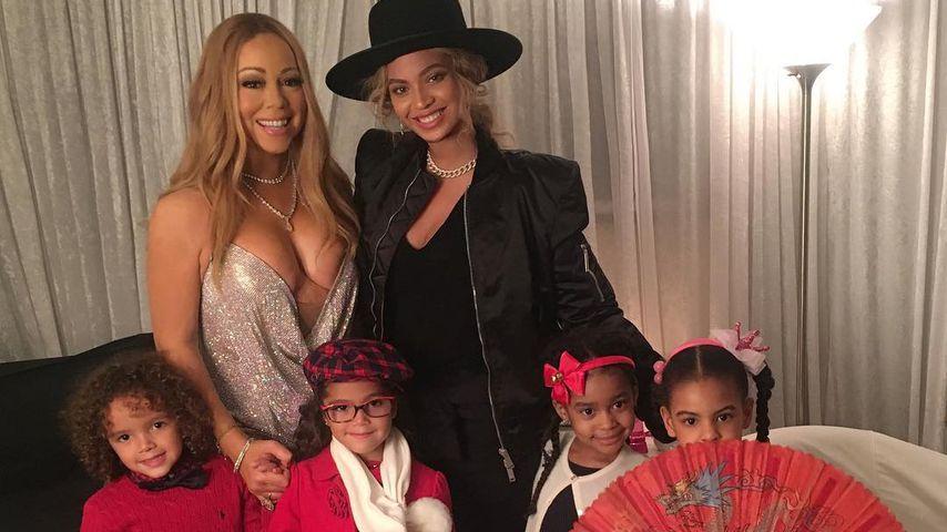 """Unglaubliche Erfahrung"": Mariah Carey gratuliert Beyoncé"