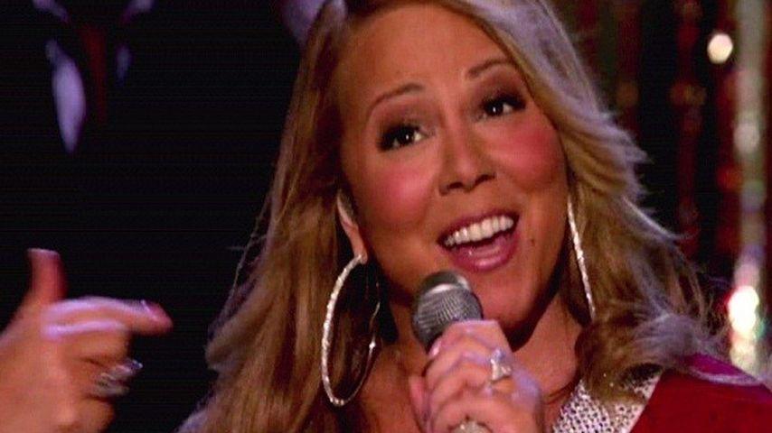 Mariah Carey hilft Ziegen bei der Milchproduktion