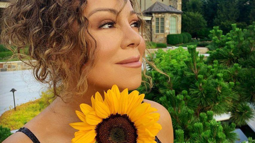 Mariah Carey im Juli 2020
