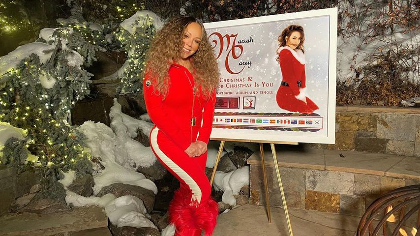 Für ihren Weihnachtshit: Mariah Carey bekommt Auszeichnung