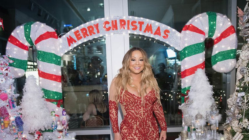 Mariah Carey, September 2017 in Washington