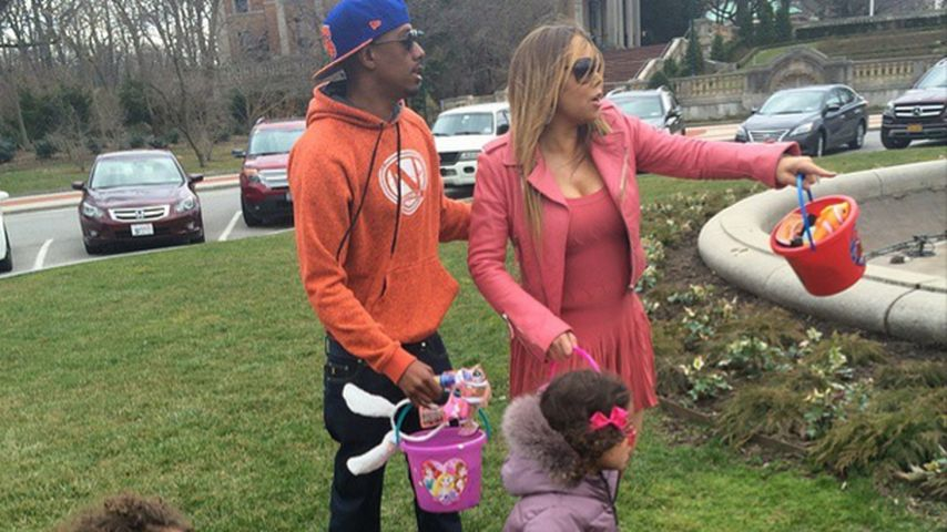 Liebes-Comeback? Mariah Carey & Nick Cannon im Familienglück