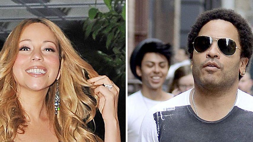 American Idol: Mariah Carey will Lenny Kravitz