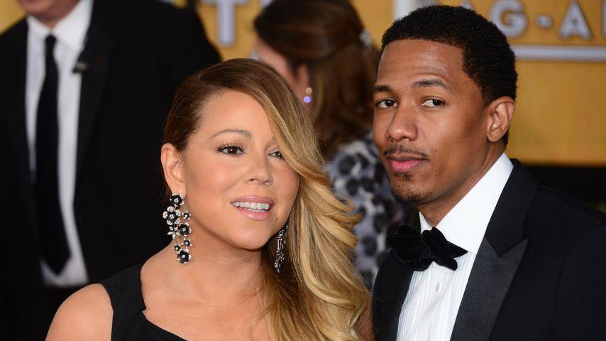 Als Ex von Mariah Carey: Nick Cannon disst ihre Rivalin J.Lo