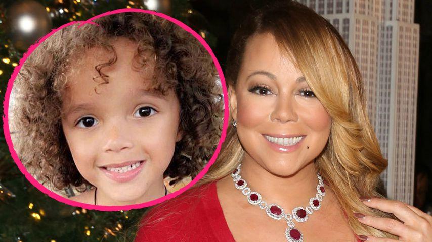 Xmas-Stimmung: Mariah Carey & Sohn Moroccan gehen ab!