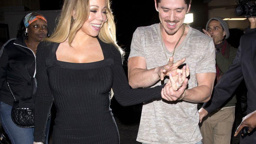 Mariah Carey: Erschlankt durch geheime Magenband-OP?