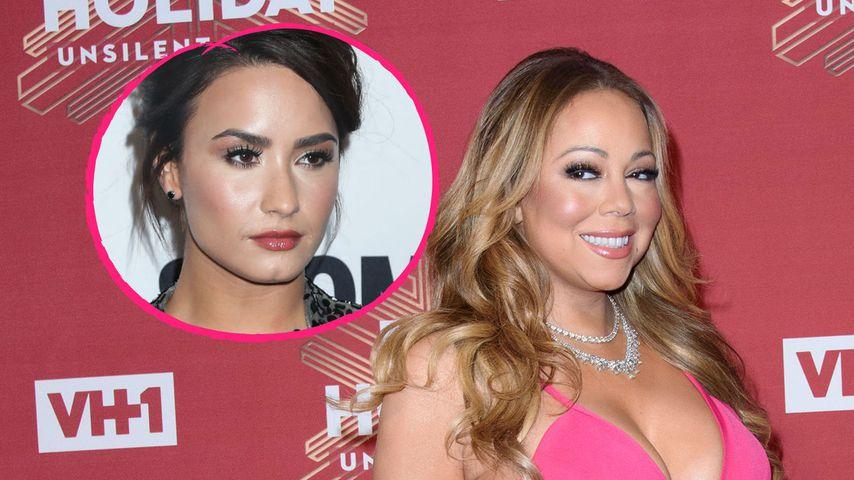 Nach Diss: Das ist Mariah Careys Diven-Rache an Demi Lovato!