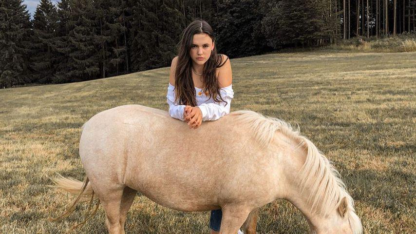 Familientragödie: GNTM-Maribel scheitert am Pferde-Shooting!
