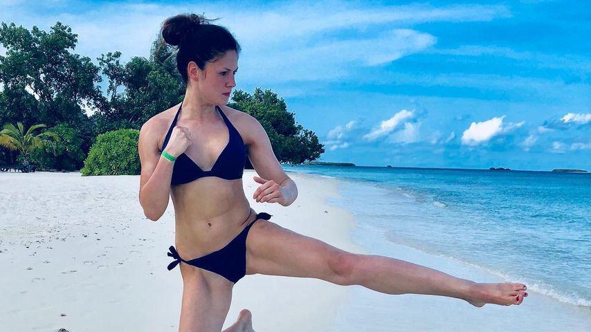 Marie Lang im Mai 2020