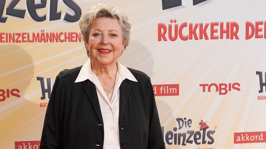 """Marie-Luise Marjan bei der Premiere von """"Die Heinzels – Rückkehr der Heinzelmännchen"""""""