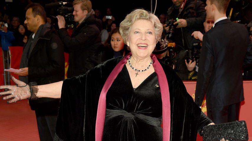 Marie-Luise Marjan während der 69. Berlinale, Februar 2019