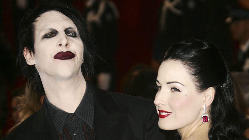 Marilyn Manson und Dita Von Teese, 2006