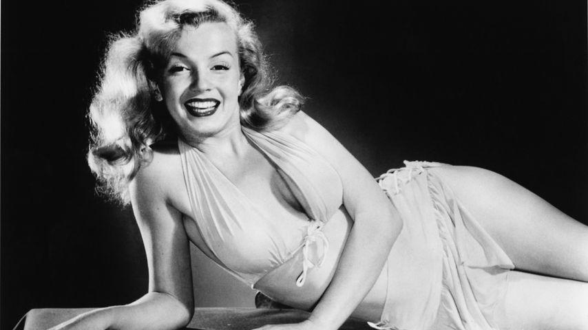Marilyn Monroe in den 50er-Jahren