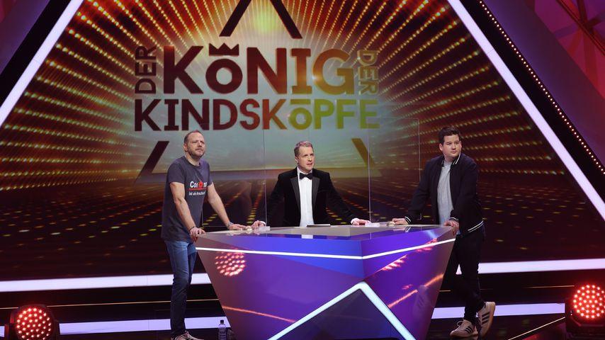"""Chris Tall gewinnt das Finale von """"Der König der Kindsköpfe"""""""