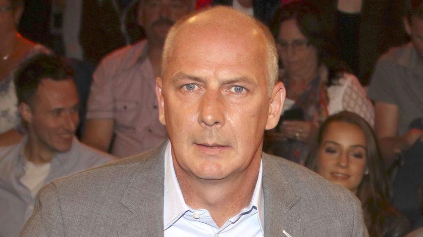 """Mario Basler in der ZDF-Talkshow """"Markus Lanz"""" 2016"""
