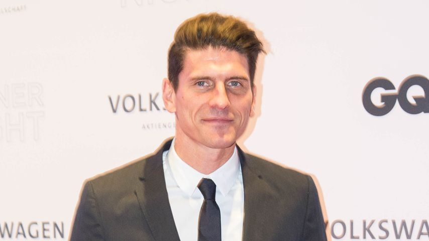 Mario Gomez beim GQ Men of the Year Award 2017