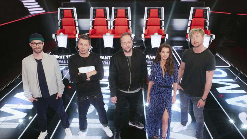 """Spoiler-Panne bei """"The Voice"""": Raja schon vor Auftritt raus"""