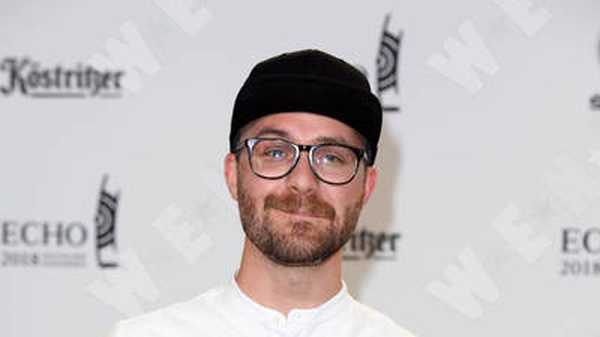 Mark Forster beim Echo 2018