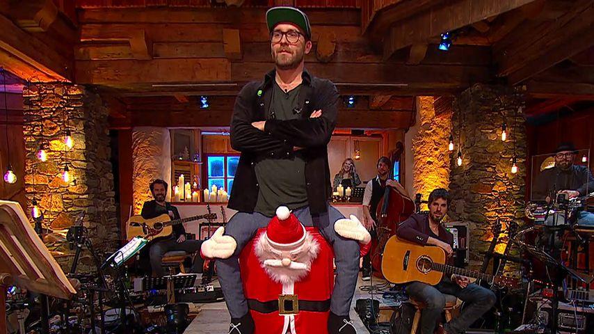 """Mark Forster bei """"Sing meinen Song – Das Weihnachtskonzert"""""""