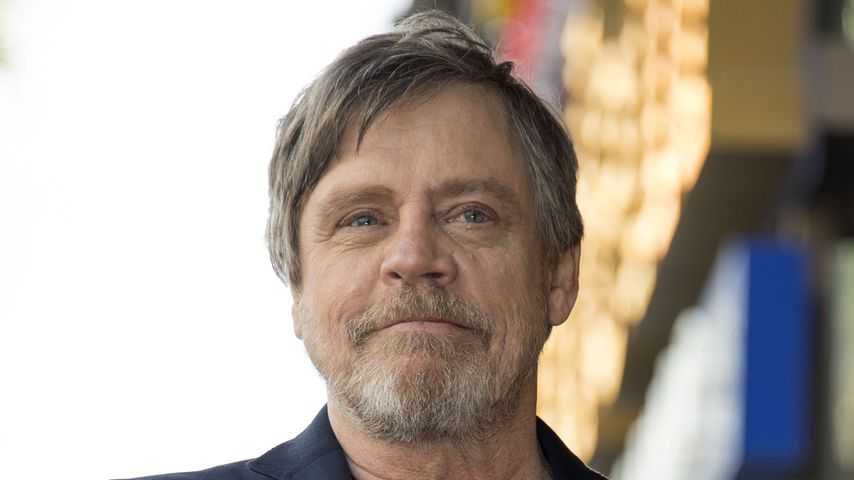 Mark Hamill in Kalifornien