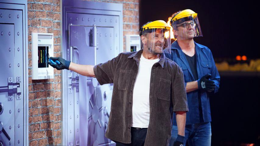 Mark Keller und Hans Sigl, Schauspieler