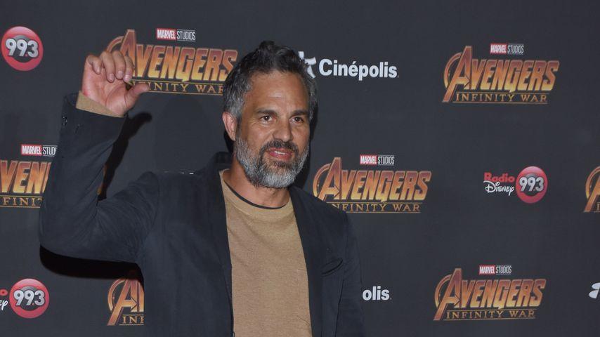 """""""Avengers: Infinity War""""-Star Mark Ruffalo"""