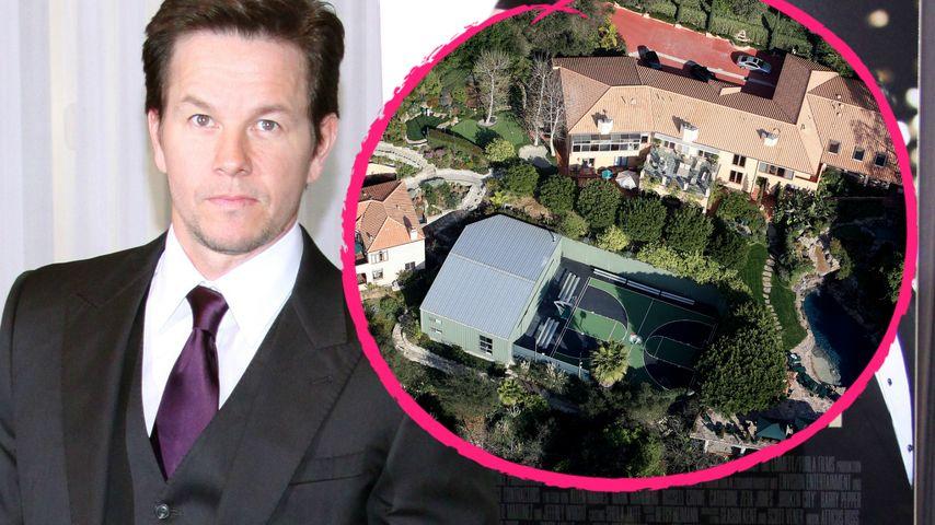 Für 30 Mio. Dollar: Wohnen in Mark Wahlbergs Luxus-Villa