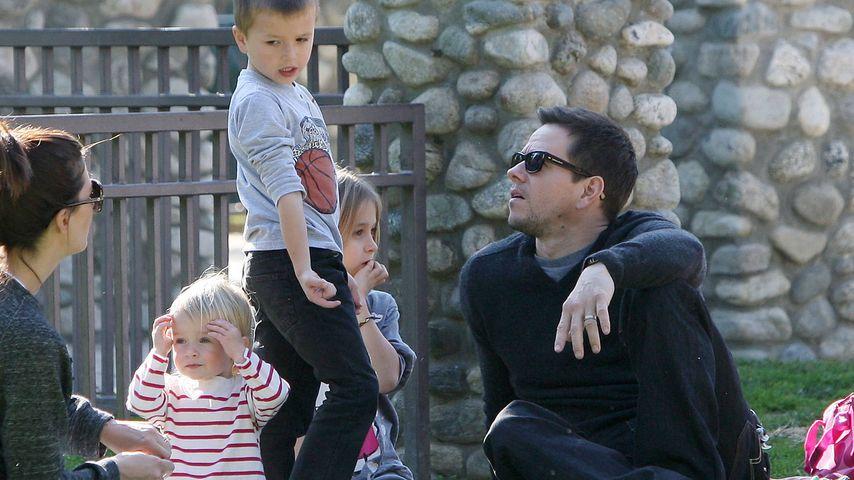 Wow: Mark Wahlberg wird zum fünften Mal Papa!