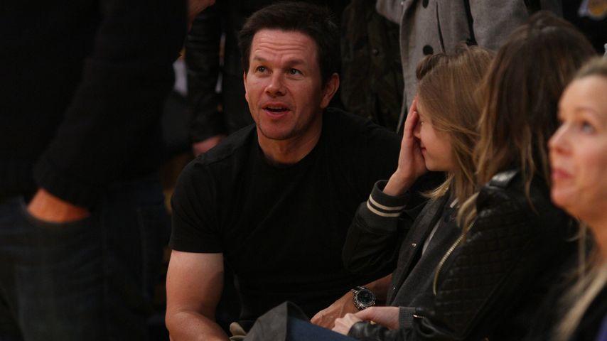 Mark Wahlberg mit Tochter