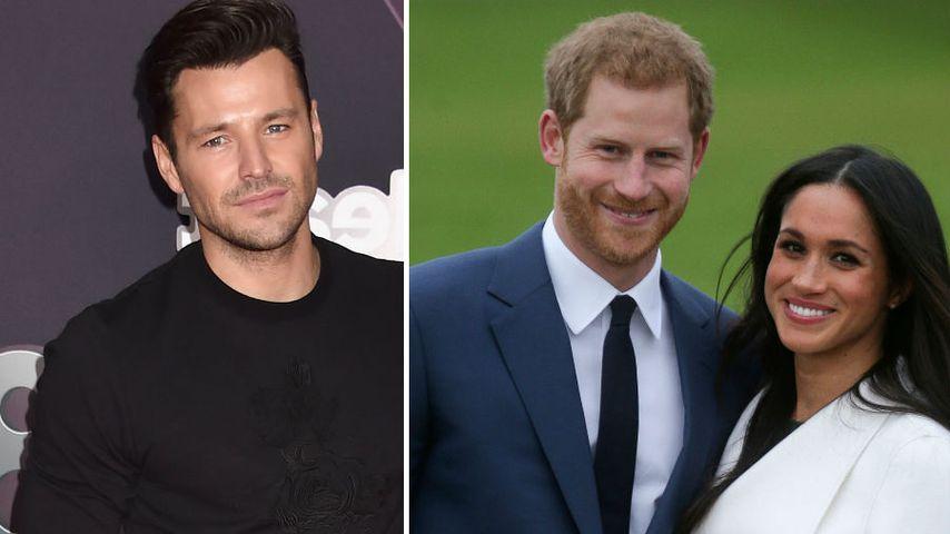 Ausgeplaudert: ER moderiert Prinz Harrys & Meghans Hochzeit!