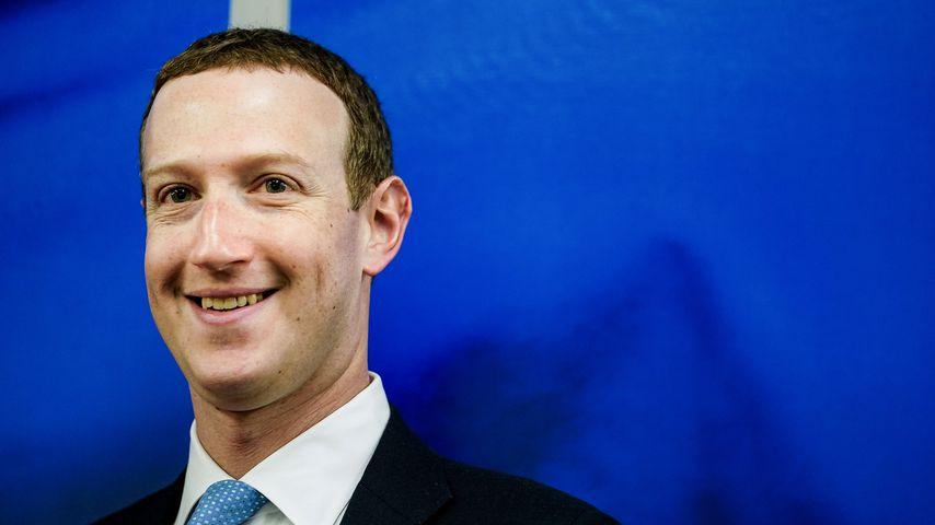 Mark Zuckerberg, Vorstandsvorsitzender des Unternehmens facebook
