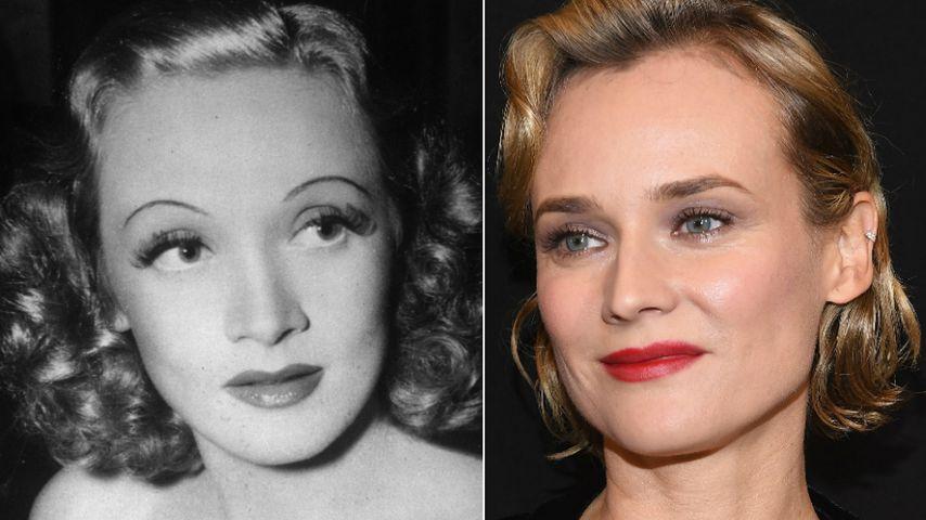 Marlene Dietrich: Das soll Diane Krugers nächste Rolle sein!