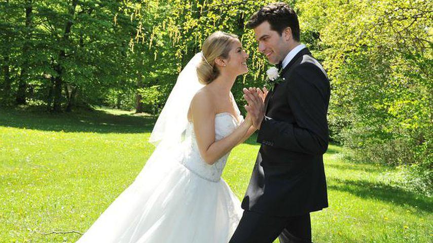 """Marlene (Lucy Scherer) und Konstantin (Moritz Tittel), """"Sturm der Liebe""""-Paar Staffel 8"""