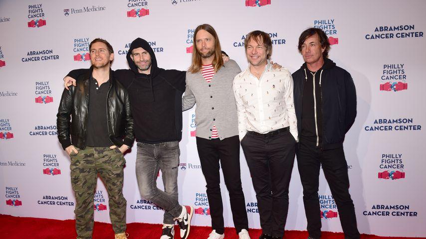 Maroon 5 im November 2018