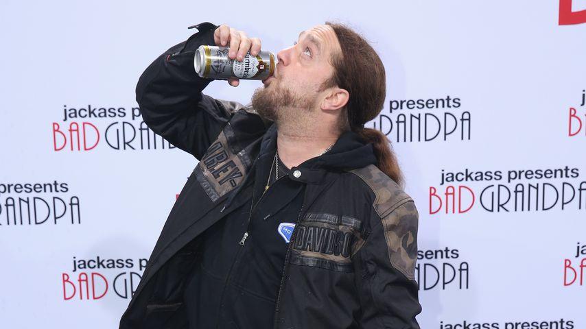 """Martin Kesici bei der Premiere von """"Jackass: Bad Grandpa"""" 2013"""
