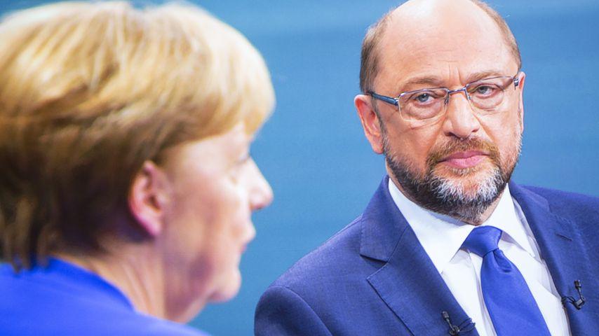 Peinliche Panne: Schulz vor TV-Duell als Sieger verkündet!
