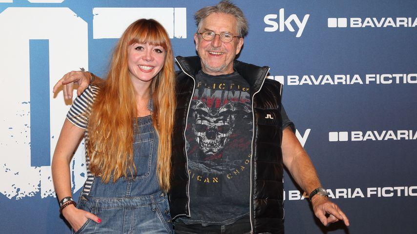 """Martin und Joanna Semmelrogge bei der """"Das Boot""""-TV-Premiere in München"""