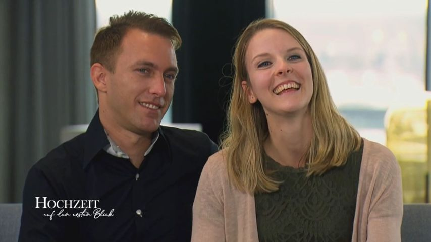 """Martin und Ariane, Kandidaten bei """"Hochzeit auf den ersten Blick"""" 2020"""