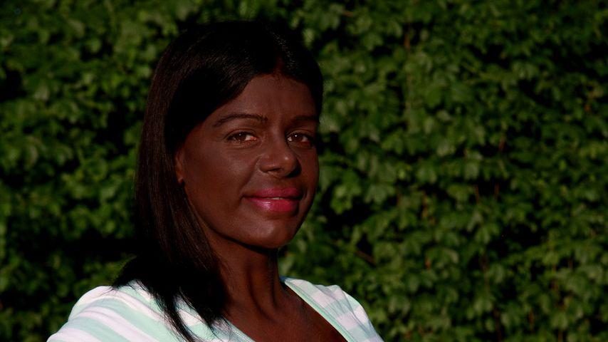 Geständnis: Schwarze Haut erinnert Martina Big an toten Papa