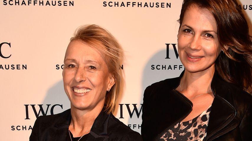 Wie schön! Ex-Tennisstar heiratet ehemaliges Model