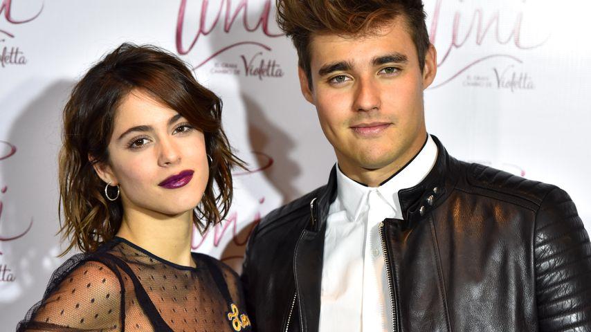 """""""Violetta""""-Traumpaar: Martina & Jorge auch privat verknallt?"""