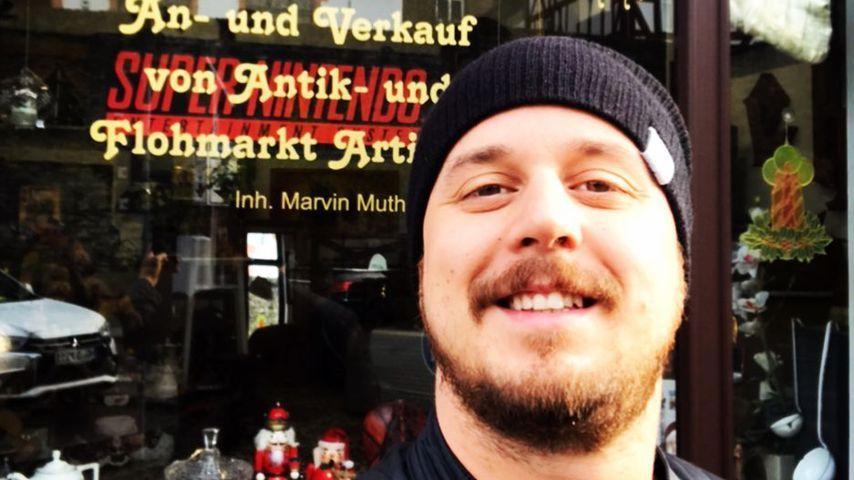 """Marvin Muth, """"Die Superhändler""""-Experte"""