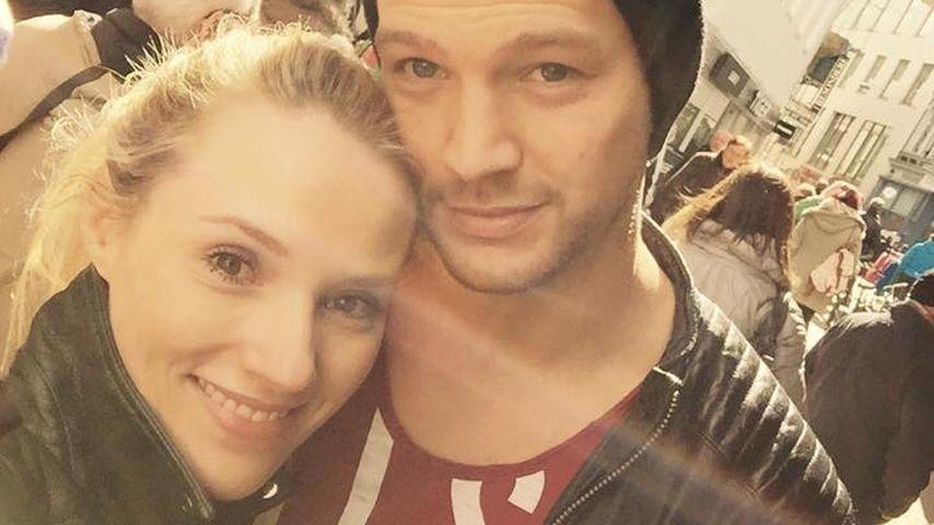 Verliebtes Oster-Shopping: Marvin & Anna voll verliebt