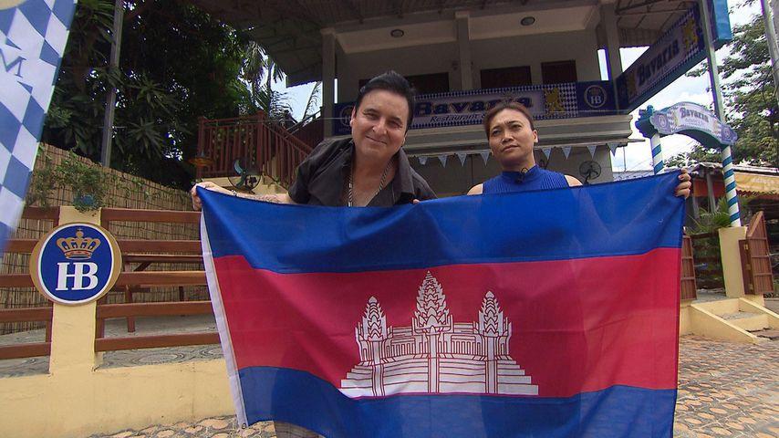 """Mary Ann und Ritchie, """"Goodbye Deutschland""""-Auswanderer in Kambodscha"""