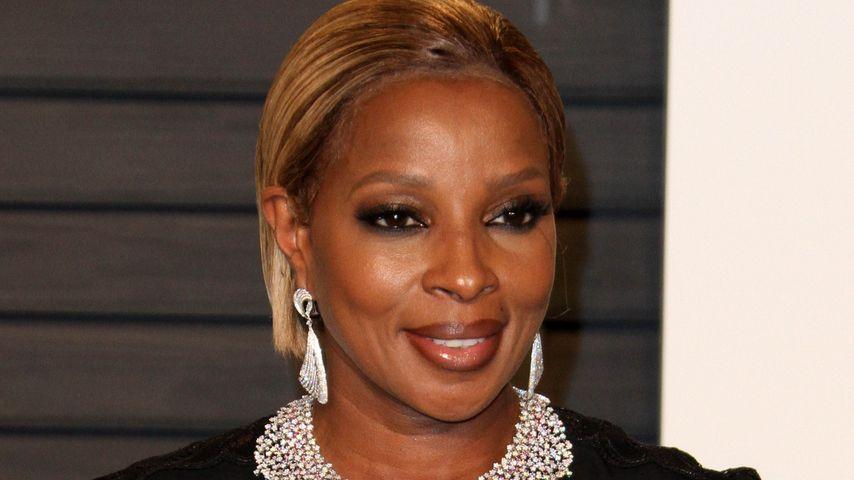 Sängerin Mary J. Blige