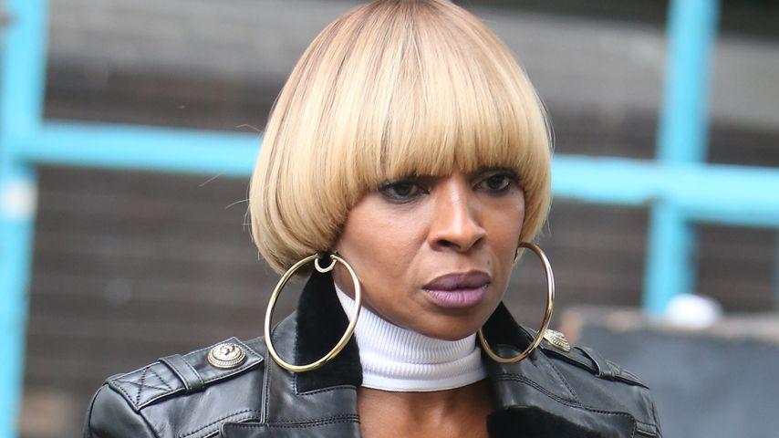 Nach Scheidungs-Krieg: Mary J. Blige hat ihr Leben wieder!