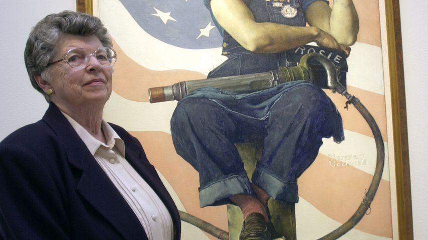 """Zig mal kopiert: """"Rosie the Riveter""""-Ikone (✝92) ist tot"""