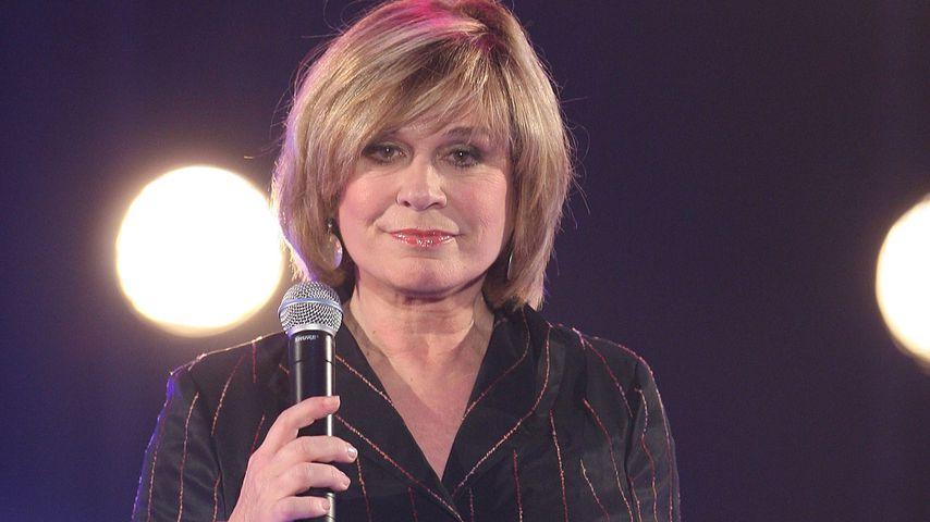Mary Roos bei einer Probe für die ZDF Hitparty in Köln